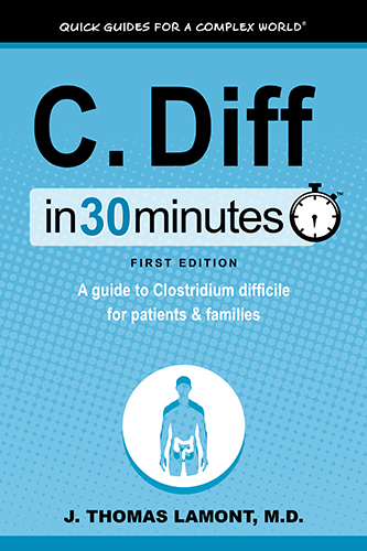 C Diff book for patients and families