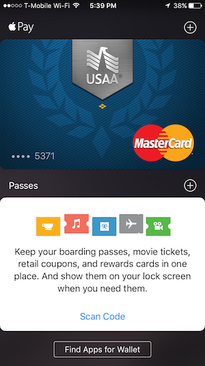Apple Wallet features and Apple Pay features