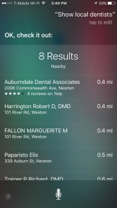 How to use Siri on the iPhone
