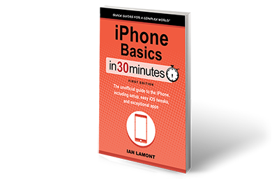 Buy the iPhone 6 book